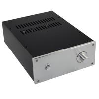 WA38 Aluminum Power Amplifier Enclosure Box Shell Case 308x218x92mm