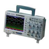 Hantek 200MHz MSO5202D Mixed Signal Digital Oscilloscope 16 Logical Channels+2 Analog Channels + External Trigger Channel