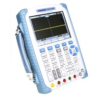 DSO1062B 60MHz 2CH Handheld Oscilloscope Multimeter 1GSa/s 5.6 Inch TFT Color LCD OSC