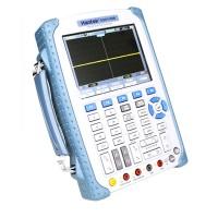 Hantek DSO1102B Digital Oscilloscope USB 100MHz 2 CH LCD Multimeter OSC Portable Automotive Logic Analyzer