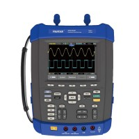 Hantek DSO1202E 200MHz 1GSa/s 5in1 Oscilloscope Recorder DMM FFT Spectrum Analyzer Frequency Counter Digital Multimeter
