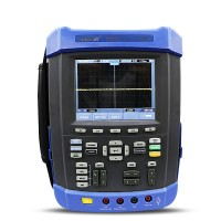 Hantek DSO8152E Digital Handheld Oscilloscope Recorder DMM Spectrum Analyzer Frequency Counter Arbitrary Waveform Generator