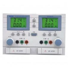 Hantek HT3005PF DC Power Supply 2 Channels Adjustable Power Supply 0-30V 0-5A LCD Display