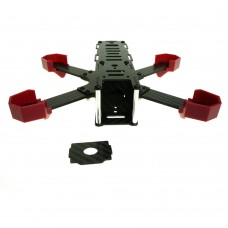 FYX245 245mm 4-Axis Carbon Fiber CF Mini Racing Quadcopter Frame for FPV