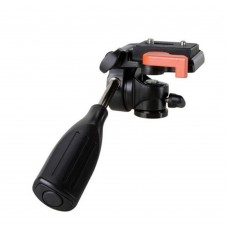 KH-6750 Damping Hydraulic Gimbal 360 Degree with 1/4 Quick Rlease Plate for Camera DV Photography