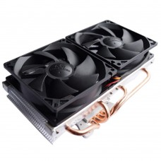 GFH-409-02 VGA Cooler Dual 90mm Fan 4 Heatpipe GTX980 970 R9 290 Graphics Card Cooler VGA Cooler Fan