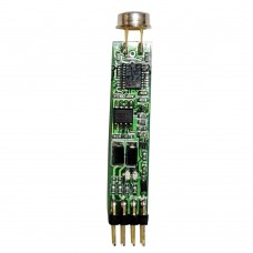 MLX90614 Contactless Infrared Thermometric Temperature Sensor Module Support RS485 TTL