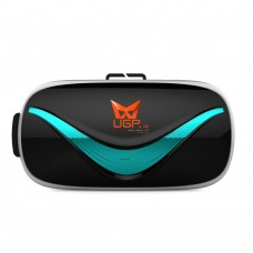 "UGP VR Glasses 3D Virtual Reality Helmet Theater Game Headset for 3.5""-5.8"" Android iOS Smarthone"