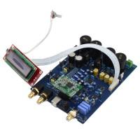 NE5534+AK4118 Optical Fiber Coaxial DAC Decoder Board for Aduio Amplifier DIY Support DOP DSD