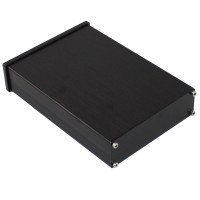 WA42 Aluminum Chassis Enclosure Box Case Shell for Audio Amplifier 167x118x36mm