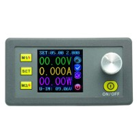 RD DP50V5A Constant Voltage Current Step-Down Programmable Power Supply Module Buck Converter LCD Voltmeter