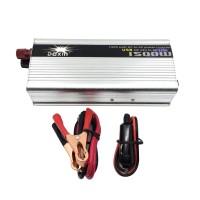 DOXIN Car Charger 1500W WATT DC 12V to AC 220V Car Power Inverter Converter Transformer Power Supply