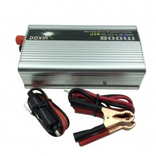 DOXIN 800W DC 12V to AC 220V Portable Car Power Inverter Charger Converter Transformer Car Power Supply