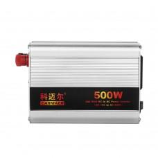 CARMAER 1000W Car Power Inverter DC12V to AC220V Converter Adapter Charger Power Supply Voltage Transformer