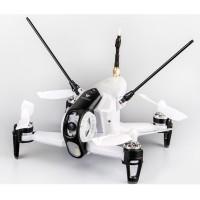 Walkera Rodeo 150 4-Axis FPV Quadcopter Drone with 600TVL Camera Motor ESC Propeller-White