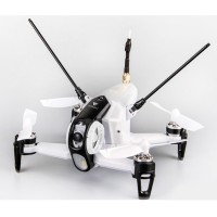 Walkera Rodeo 150 4-Axis FPV Quadcopter Drone with DEVO-7 Transmitter & 600TVL Camera-White