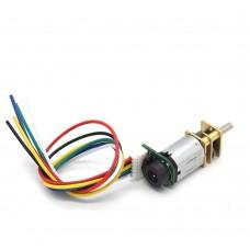 GA12-N20 DC Gear Motor with Encoder Velocity  Measuring for Mini Balance Car DIY