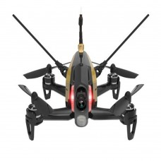 Walkera Rodeo 150 4-Axis FPV Quadcopter Drone with DEVO-7 Transmitter & 600TVL Camera-Black