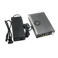 CZE-15B 0W-15W Professional PC Control PLL FM Transmitter Radio Broadcast w/Power Adapter
