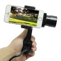 Zhiyun Z1-Smooth R 3 Axis Handheld Stabilizer Gimbal PTZ for iPhone 6 plus Samsung Photography