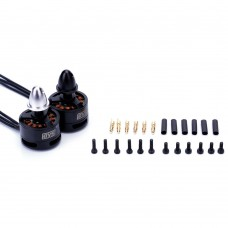 DYS BX1806 2300KV Brushless Motor for FPV Multicopter CW CCW 1Pair