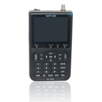 SATLINK WS-6906 Digital Satellite Signal Finder Meter 3.5 inch LCD DVB-S FTA Data