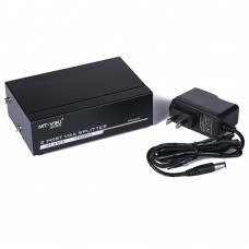 MT-VIKI Maituo 350Mhz VGA Video Splitter Distributor 1-in 2-Out Support Widescreen LCD Monitor Projector MT-3502