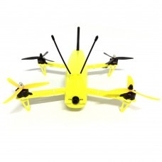 Mini Wheelbase 320mm 4-Axis Plastic Racing Quadcopter Frame Full Cover Shell for FPV DIY