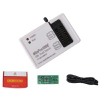 MinPro100 USB HIgh Speed Programmer Motherboard BIOS SPI FLASH 24 25 95 Memory Programming Unit
