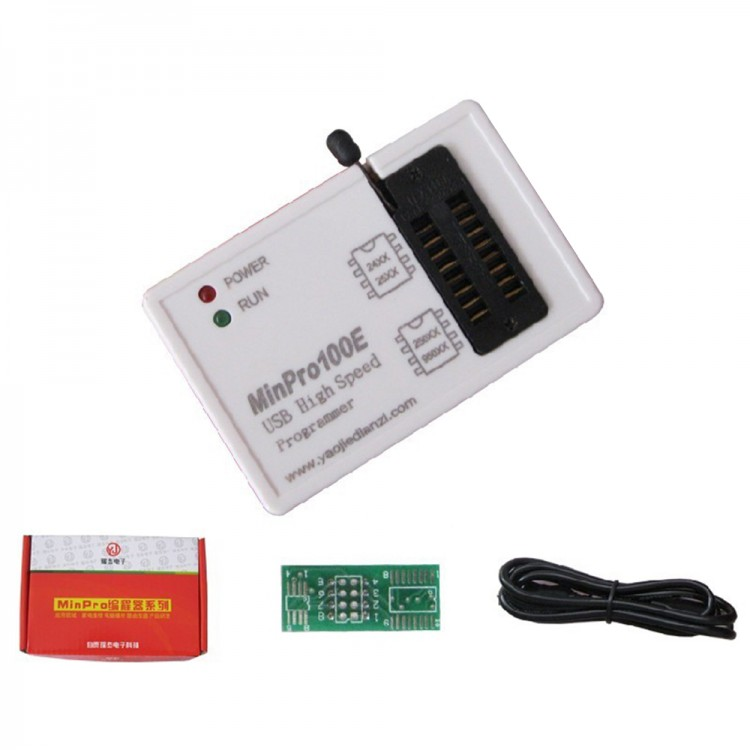 USB PIC Programmer for ATMEL/MICROCHIP/SST SCM SP200S - Free