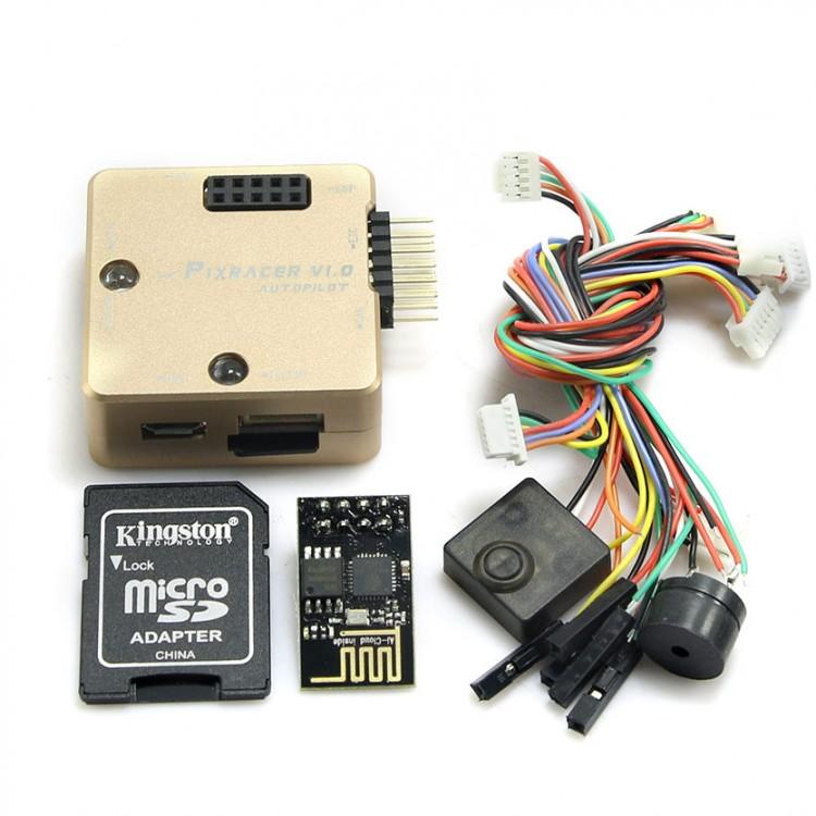 Mini Pixracer V1 0 Autopilot Xracer FMU V4 Flight Controller for FPV
