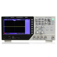 Hantek DSO4202S Digital Multimeter Oscilloscope USB Benchtop 200MHz 2CH osciloscopio Arbitrary Waveform Generator Logic Analyzer
