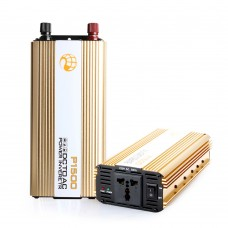 P1000W  Power Inverter DC 12V to AC 220V Converter Adapter Charger Power Supply Voltage Transformer