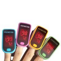 Pulsioximetro Fingertip Pulse Oximeter Oximetro De Pulso De Dedo SpO2 Saturation Meter Heart Rate Monitor