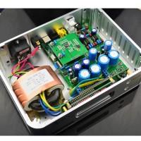 BlueBird DA-D1 PCM1794+AK4118 DAC HIFI EXQUIS ES9023 96K USB Coaxial Optical Input Audio Decoder