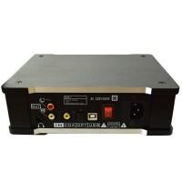 Bluebird D2 AC220V Input HIFI Decoder AK4495S with Screen Display 24B 192K EXAUIS for Audio-Black