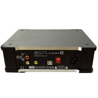 Bluebird D2 AC220V Input HIFI Decoder AK4495S with Screen Display 24B 192K EXAUIS with USB Card for Audio-Black