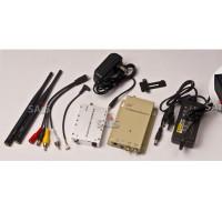 1.2GHz 4W Wireless Audio Video AV Transmitter Receiver Transceiver Telemetry Set for FPV