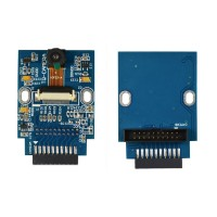 OV9650 CMOS Camera Module 1300x1028 Pixels for TQ2440 TQ6410 TQ210 Development Board  Embedded Board