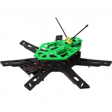 Kingkong SK HEX300 300 FPV Mini Hexacopter Multicopter with Tail LED & Propeller for FPV