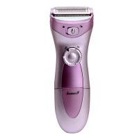 KEMEI Rechargeable Electric Epilator Female Hair Removal Remover Shaver Depilator Machine for Women KM-200A