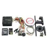 Mini Pixracer Autopilot Xracer FMU V4 PX4 Flight Controller + M8N GPS for FPV Multicopter-Black