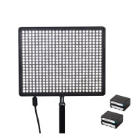 Aputure Amaran AL-528S LED Studio Photo Photography Light Panel Video Lamp for Camera Canon Nikon Sony DSLR