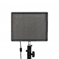 Aputure Amaran HR672W HD DV Video LED Light Dimmable Daylight Photographic Camcorder Camera Light Panel