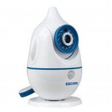 ESCAM Penguin QF521 WIFI IP Camera Baby Care Temperature Humidity Sensors Two Way Audio Monitor Alarm Night Vision