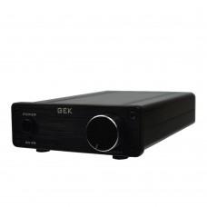 G.E.K GA-98 TDA7498E 2.0 Channel 160Wx2 HIFI Digital Amplifier Audio Power Amp-Black