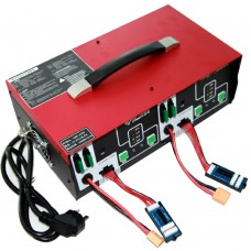 EV-PEAK 6S 800W High Power Lithium Battery Charger for Plant Protection Machine
