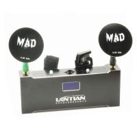 LT 40CH 5.8G Dual Channel Audio Video AV Receiver RX w/DVR Auto-Record for FPV UAV Quadcopter Drone