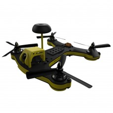 Shuriken 180-XSR 180MM 4-Axis Quadcopter w/Flight Controller Camera Tx Rx ESC Motor for FPV