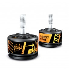 T-MOTOR F30 2800KV Brushless Motor for FPV Quadcopter Multicopter 12N14P 2-Pack